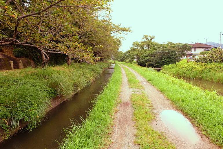 旧赤穂上水道をめぐるウォーキング