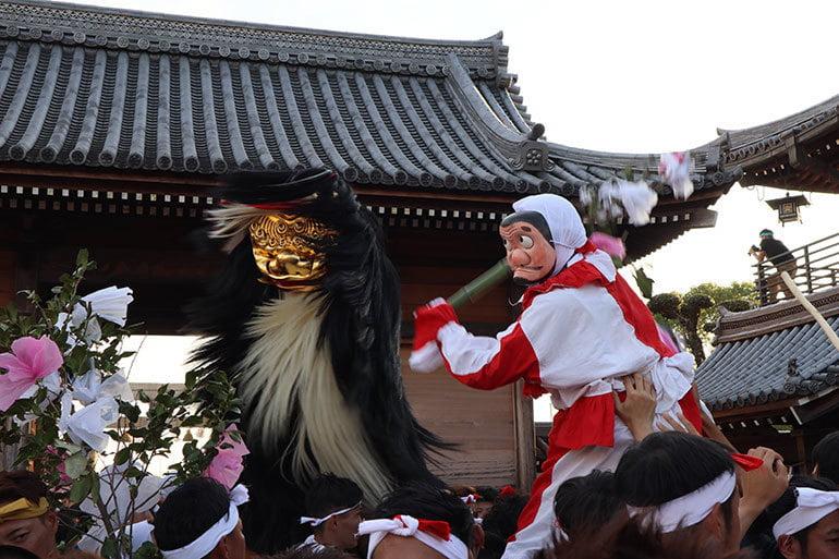 大塩天満宮 秋季例祭