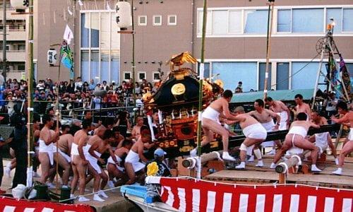 高砂神社 秋季例祭