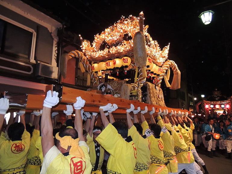 竹田秋祭り