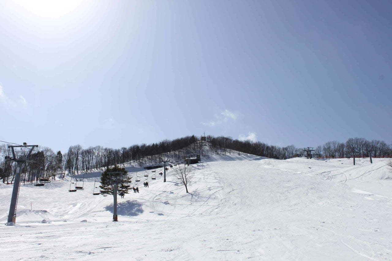 ばんしゅう戸倉スノーパーク スキー場オープン