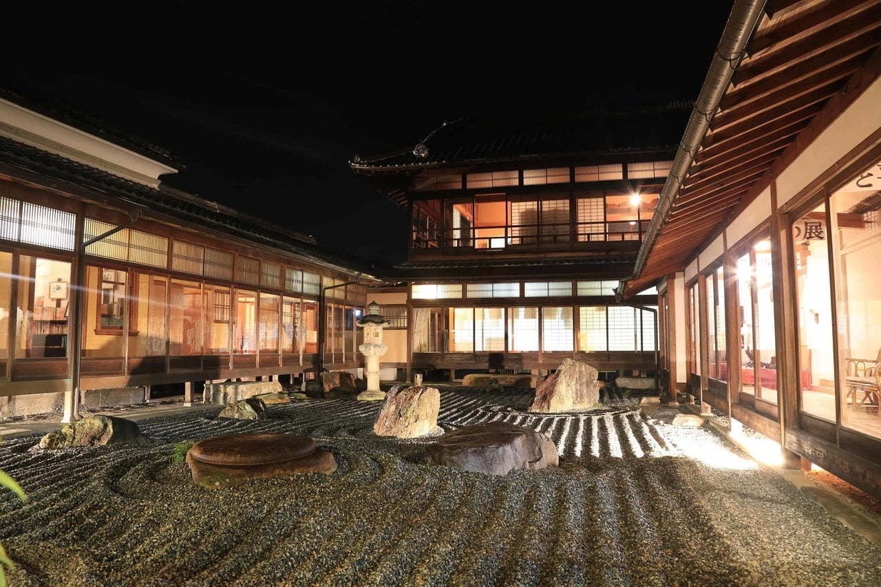 コヤノ美術館 西脇館 ナイトミュージアム