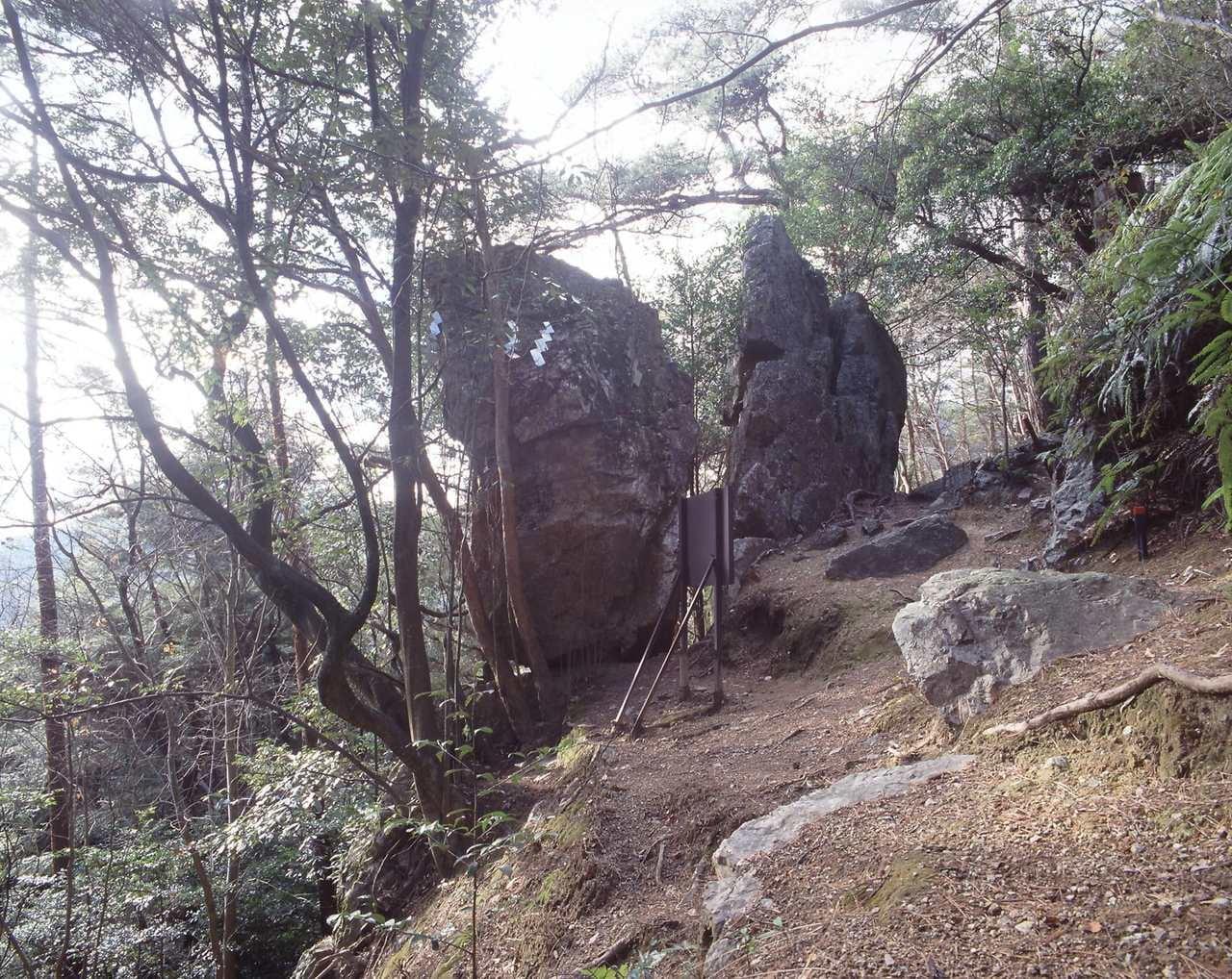 第10回 2019風土記の里ウォーク 高峰神社とゆるぎ岩散策コース