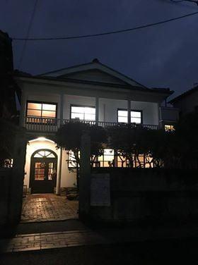 3月 夜カフェ