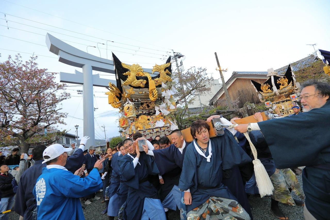 播州北条節句祭り