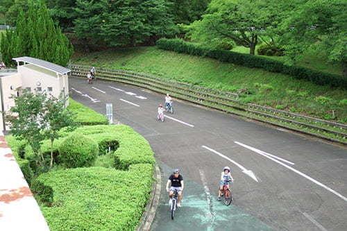 サイクリングコース早朝無料開放デー