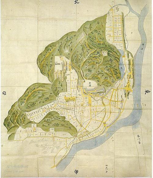 龍野歴史文化資料館特別展「龍野城下のたたずまい」