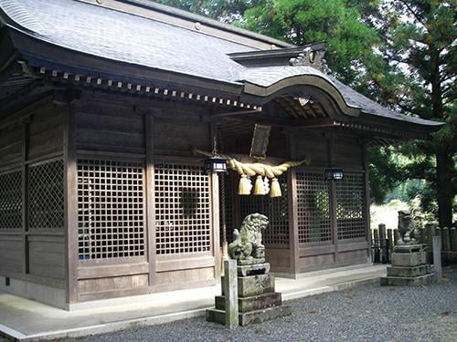庭田神社 新嘗祭