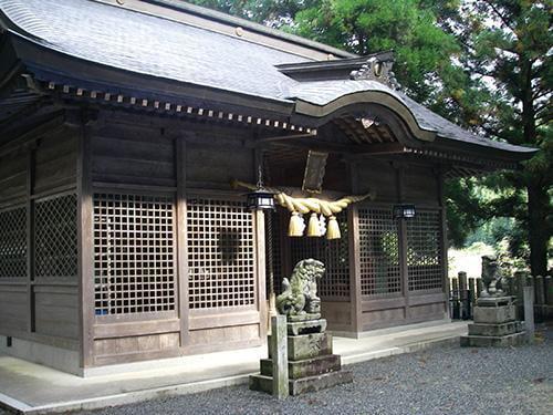 庭田神社 大祓式