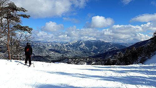 [スキー場オープン]ちくさ高原スキー場