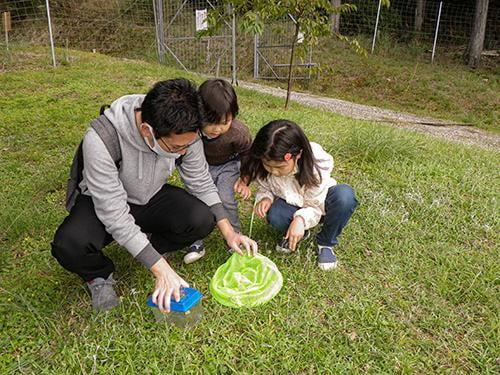 県立国見の森公園プログラム 国見の初春 自然観察会