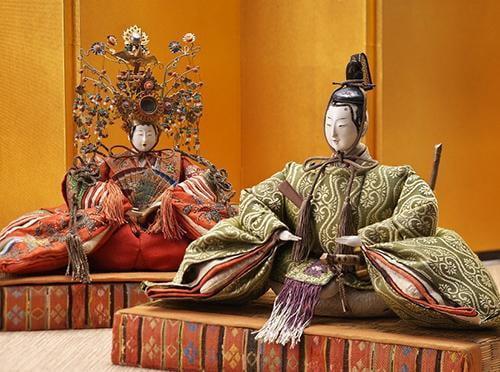 春の特別展「雛まつり~江戸と明治のお雛さま~」