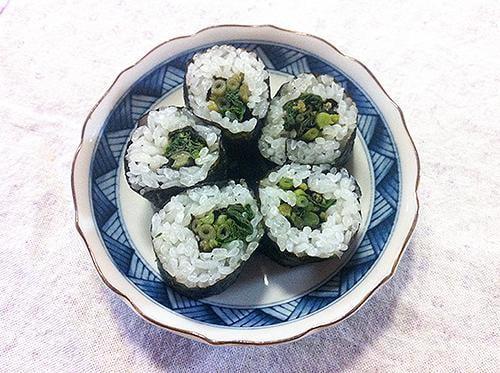 特産葉わさび寿司まつり