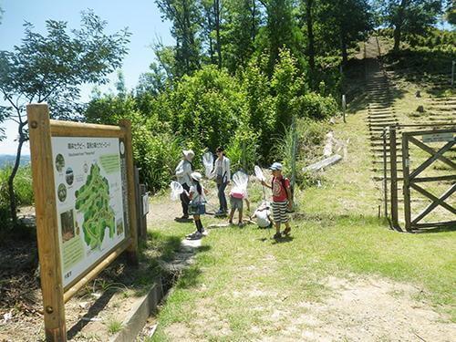 【中止】県立国見の森公園プログラム 新緑のカメさんハイキング
