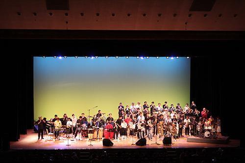 姫路市文化センターさよなら公演 第24回 姫路ジャズフェスティバル 地元ジャズ・バンド大集合