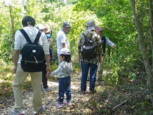 【中止】県立国見の森公園プログラム 初夏の国見 自然観察会
