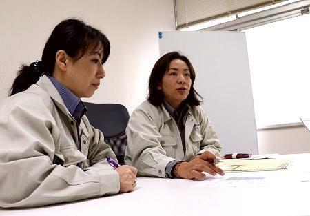 ダイレクトインタビュー キャリア採用女性スタッフの道のりNo.1