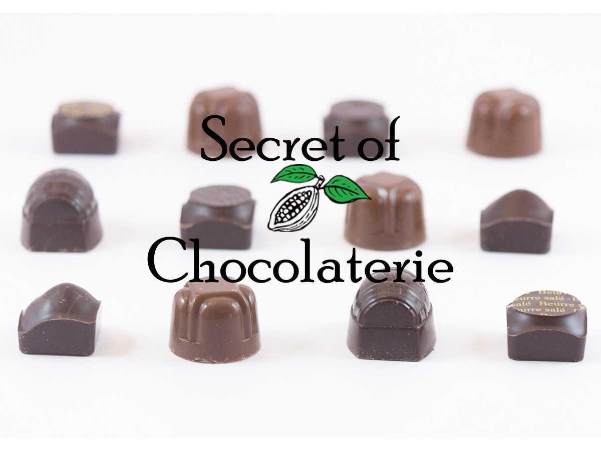 本当は教えたくない!期間限定♡姫路にある秘密の町屋ベルギーチョコレート店♡