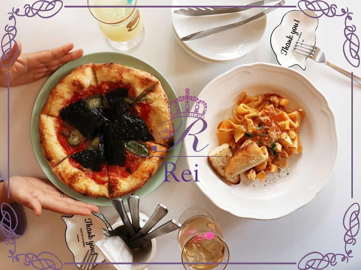 可愛いだけじゃない!本格イタリアンも堪能できる姫路のインスタジェニックカフェ♡Cafe Rei