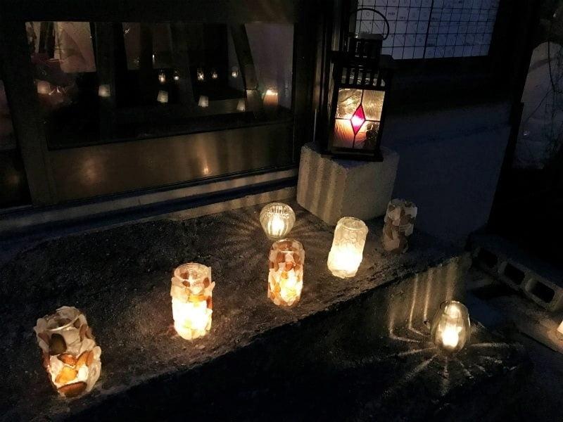 LOVEパワースポット 恋人の聖地「灯りの潮騒ナイト」in赤穂御崎 きらきら坂