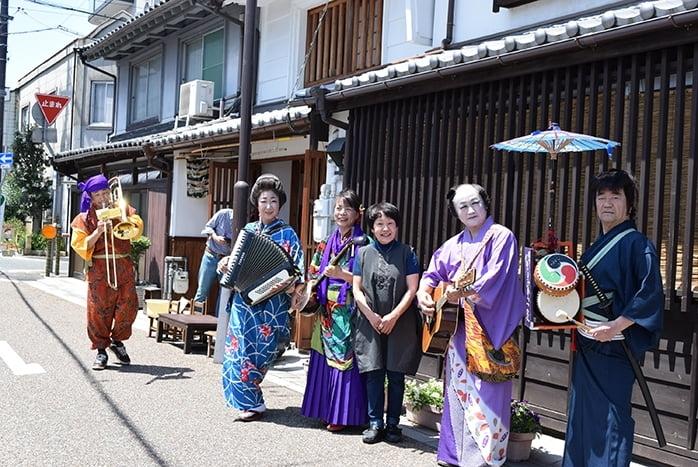 【GWイベント】第11回野里道筋フェスティバル2018年4月29日・5月5日