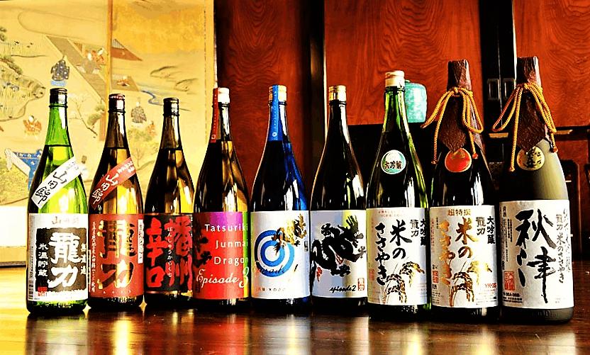 大吟醸の頂点を極める【龍力】本田商店地酒物語