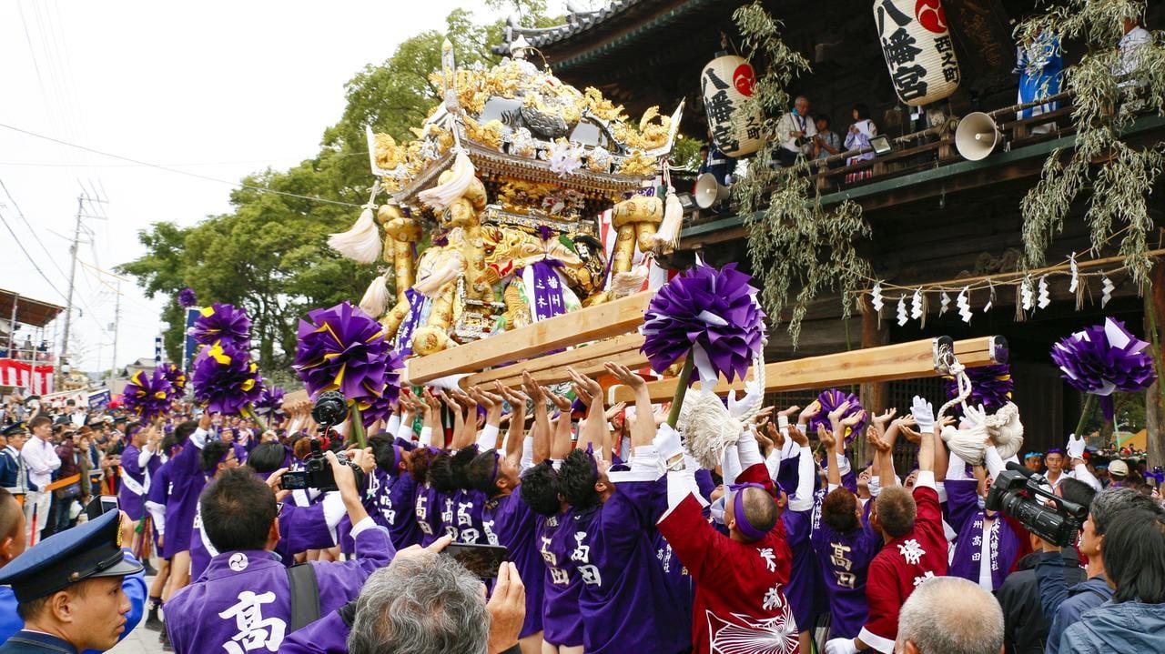 【一度は見たい!】2018 年播州秋祭りスケジュールまとめ