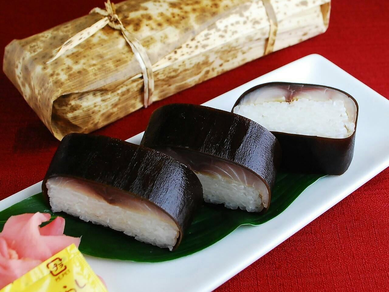 【祭りシーズン】今が旬!秋の味覚「さば寿司」を食べよう!