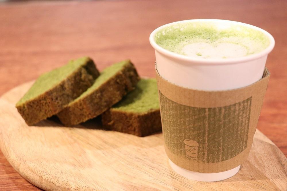 オーガニックコーヒー&フードDIVA Coffeeに奇跡の木「姫路モリンガ」の新メニュー