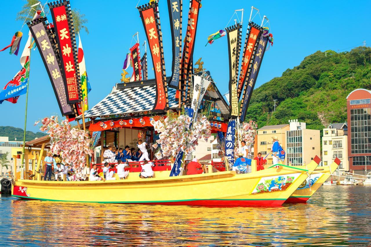 【兵庫・姫路】家島天神祭・花火大会2019~今年は日程が変更に!~
