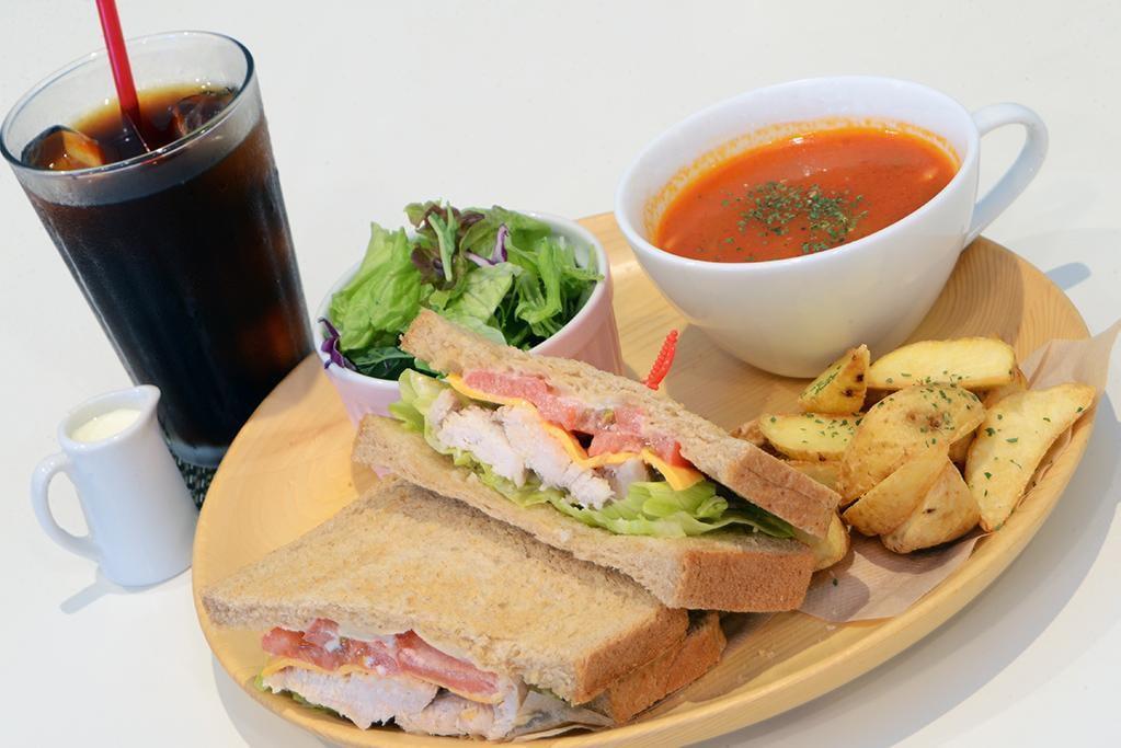 【兵庫・加古川】サンドイッチカフェうみねこ~サンドイッチ専門店~