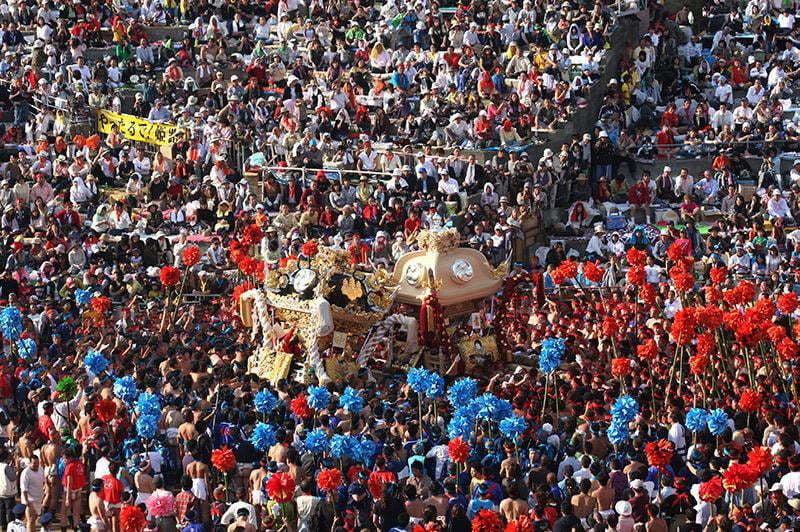 【播州秋祭り】灘のけんか祭りまとめ2019年~姫路・松原八幡神社秋季例大祭~