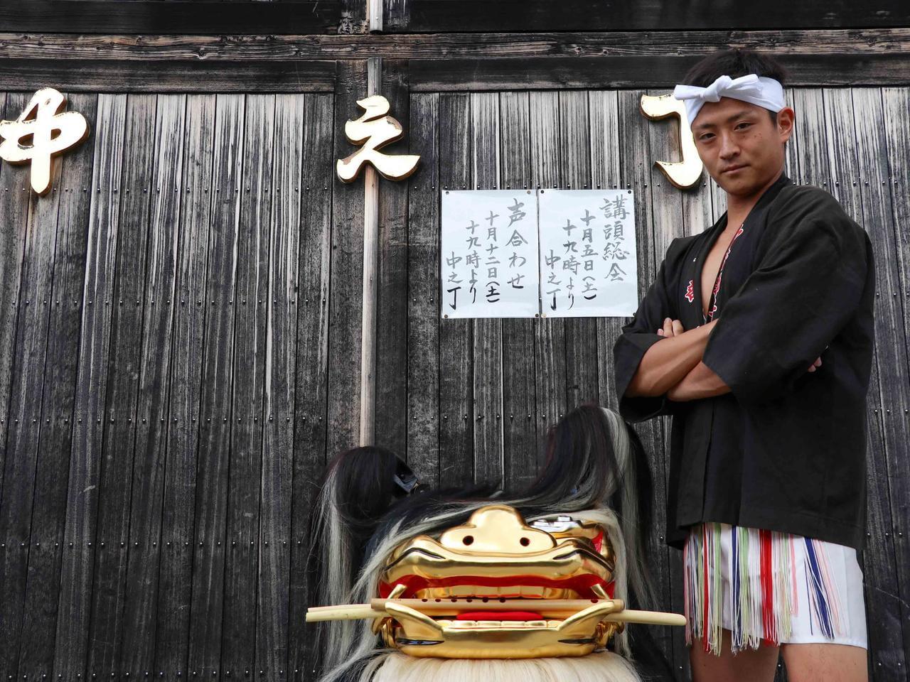 【播州秋祭り】大塩天満宮の祭オトコ~観衆を魅力するいい男の素顔vol.2~mitai presents