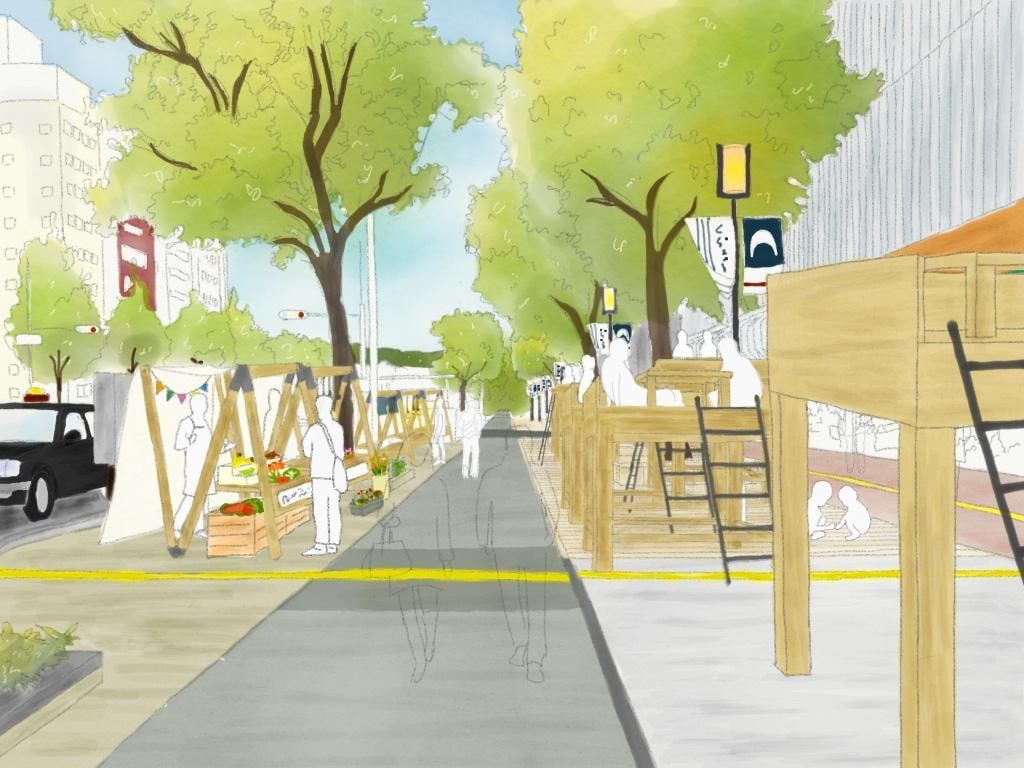 【姫路大手前通り】「ミチミチ」~食とクラフトに出会う秋の散歩道~【2019年11月】