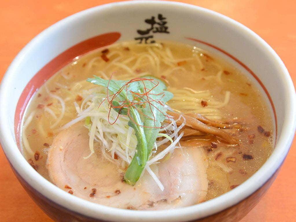 【姫路】最高に美味しい「塩ラーメン」が食べられる人気のラーメン屋さん5選