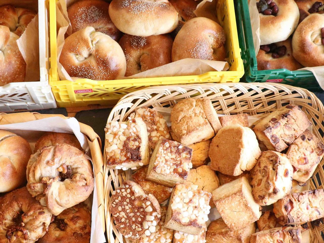 【姫路】インスタで大人気!トランジスタベーカリー こだわりの自家製酵母パン
