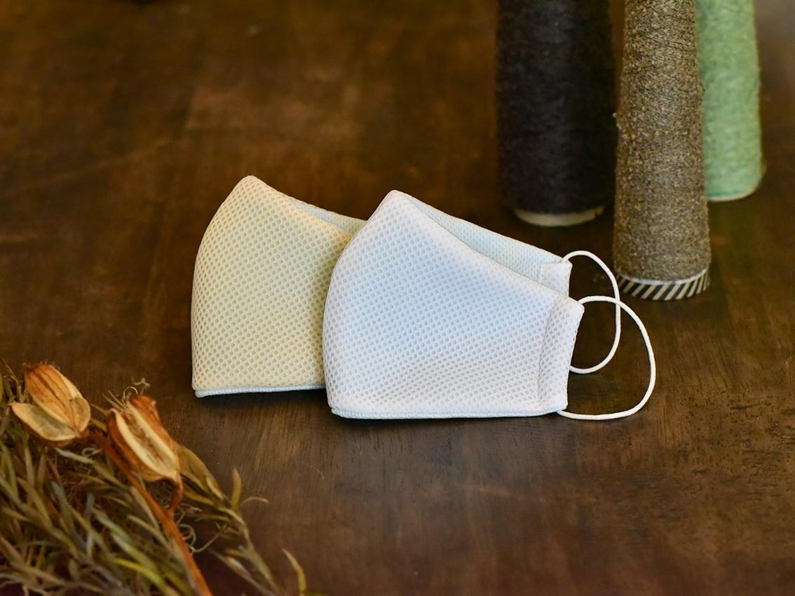 【相生】おしゃれな帽子メーカーが作る「手作りマスク」口コミで話題!