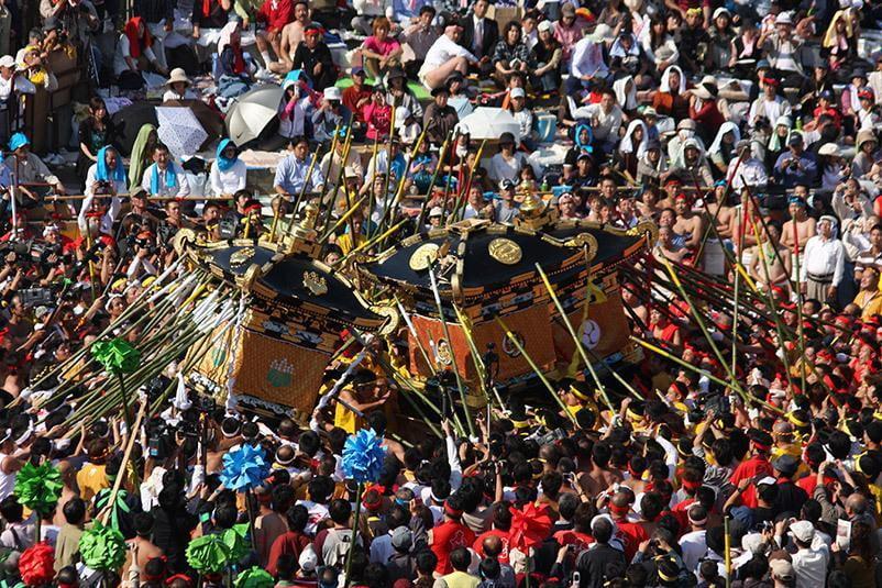 【速報】播州秋祭りを代表する「灘のけんか祭り」2020年は中止に【姫路市】