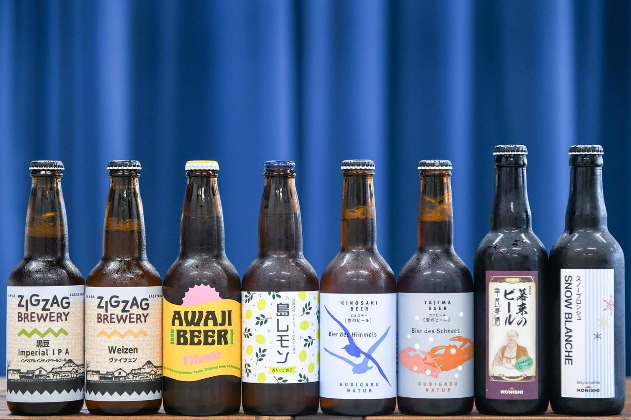 【兵庫】こだわりの地ビール(クラフトビール)8選!お土産にもおすすめ