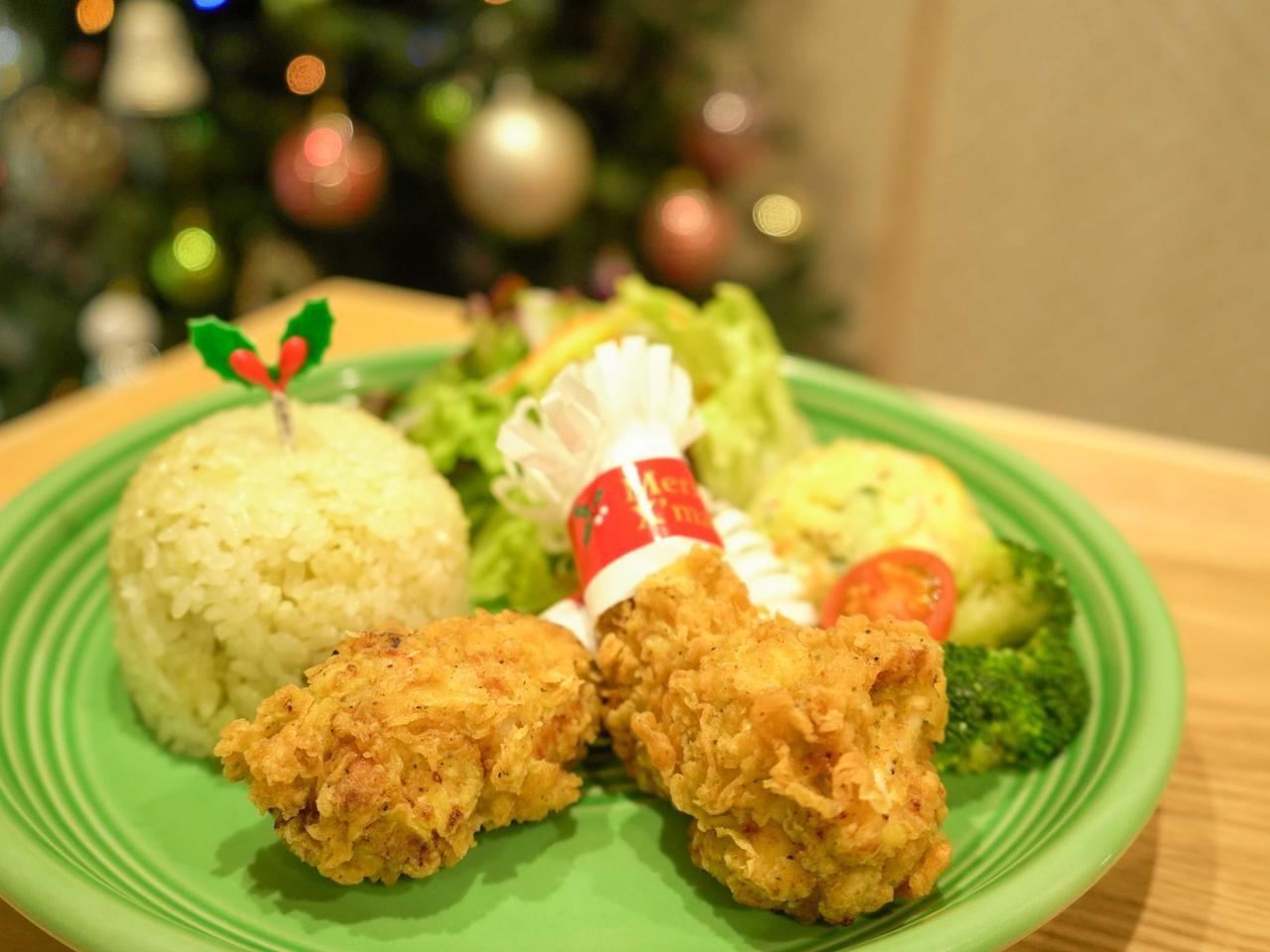 【姫路】おすすめクリスマスランチ2020!「健康社員食堂 百花」の限定メニュー