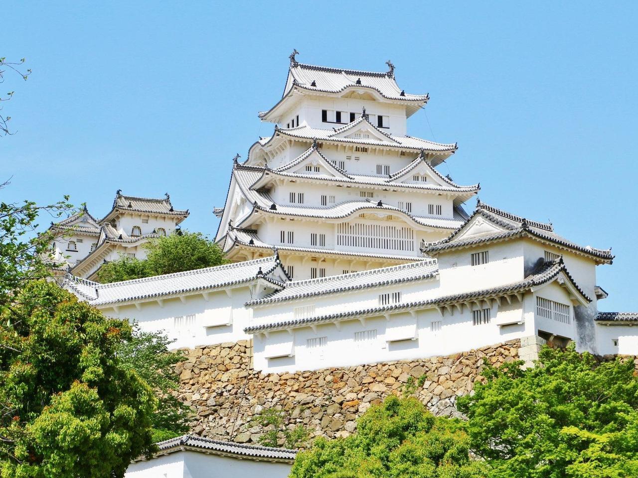 「日本の城 検索ランキング2020」で【姫路城】が第1位に!