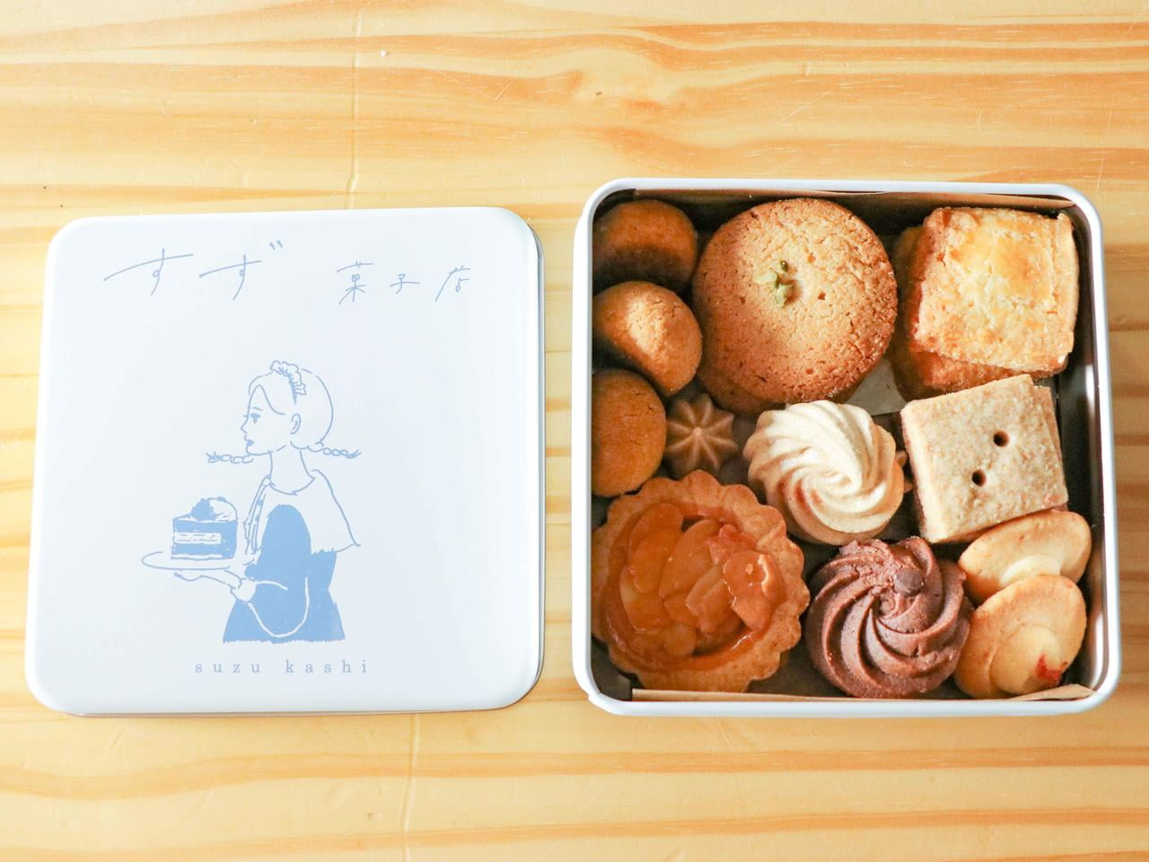 【姫路/新店】「すず菓子店」の焼き菓子やケーキが話題!ギフトにもおすすめ
