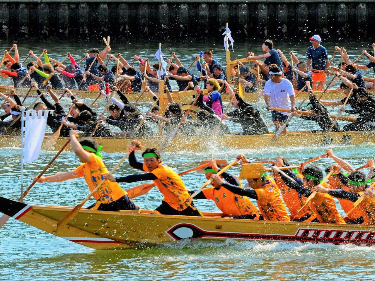 【2021】延期決定「相生ペーロン祭」ペーロン競漕のみ秋に開催予定