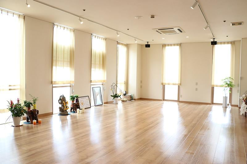Yoga room kamalaの内観写真