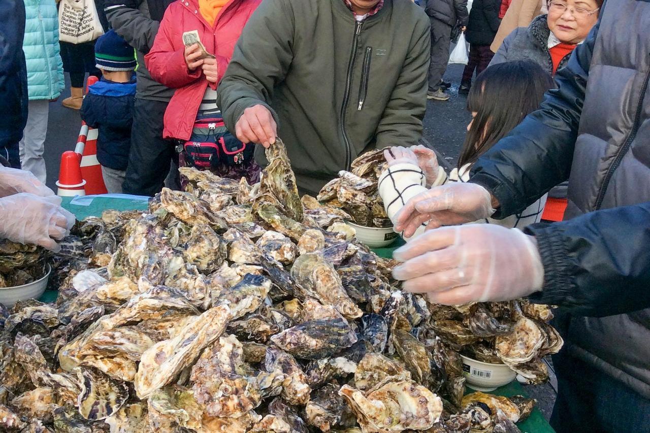 祭り 網干 牡蠣 姫路とれとれ市「網干かき祭り」会場や日程は?【2020年2月2日】