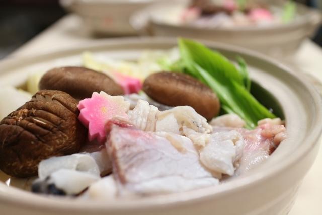 冬の特別フグ料理フェア 期間限定