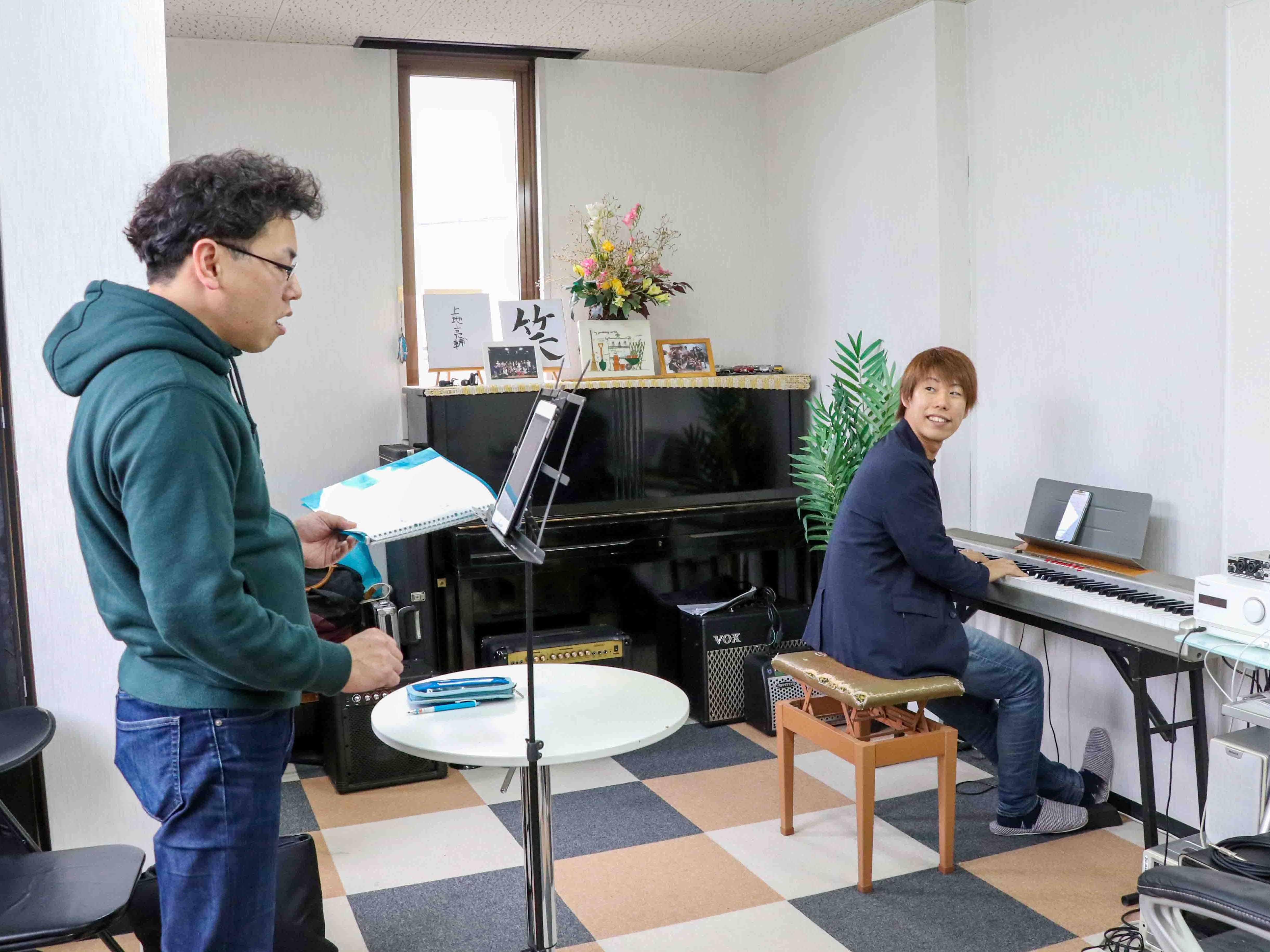 【姫路】大人の音楽教室 仕事帰りもOK!|Music School Dream